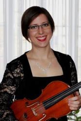 Jeanette Comeau, viola