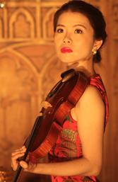 Yue Deng, violin