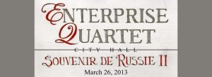 """Souvenir de Russie II"", part of the Winter 2013 Season"