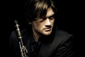 An Evening with Clarinet and Strings (with Kornel Wolak, clarinet - Toronto), part of the Fall/Winter 2014/5 Season