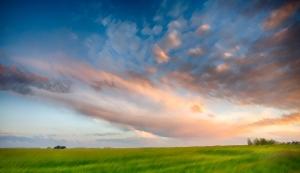 Big Alberta sky.. 1